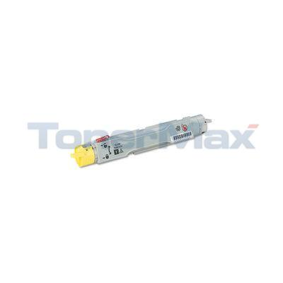 MEDIA SCIENCES TONER CARTRIDGE YELLOW FOR XEROX PHASER 6350